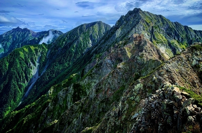 【YAMAライターリレー#08】わたしの「好きな山」を紹介していいですか?