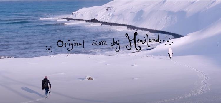 【アドベンチャー】ノルウェーに最高の波を求め、Johanna BrebnerとAiyana Powellといったガールズサーファー2名が繰り広げた北極圏の極寒の雪国の旅