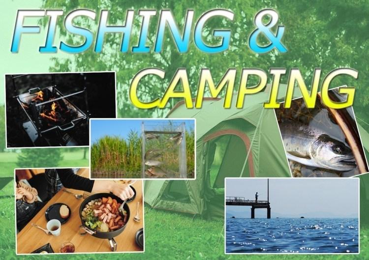 釣りキャンプ、それは男の浪漫!一人でも始められる釣りキャンプの魅力