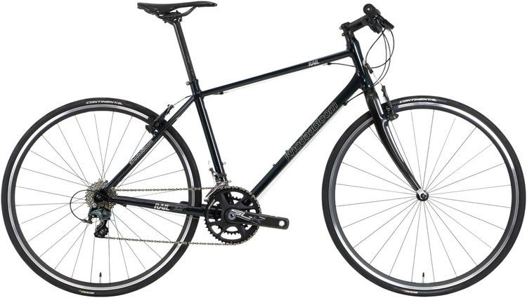 重量7キロ台の超軽量クロスバイク「コーダーブルーム RAIL LIMITED」発売