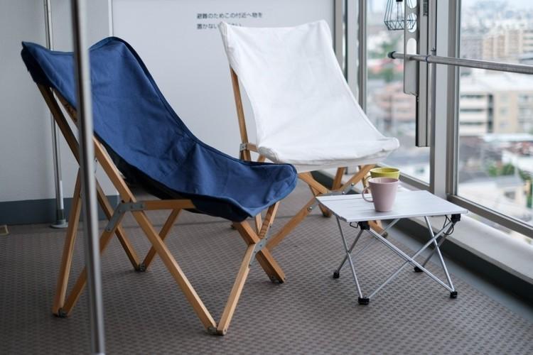 【TENTAL体験談】バルコニーにぴったりの椅子を求めて