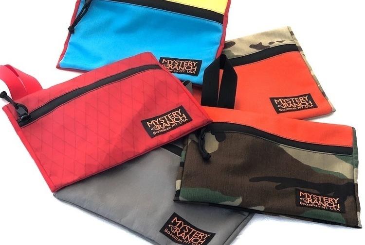 ミステリーランチの名作バッグが、本社工場生産の超限定モデルで復刻!