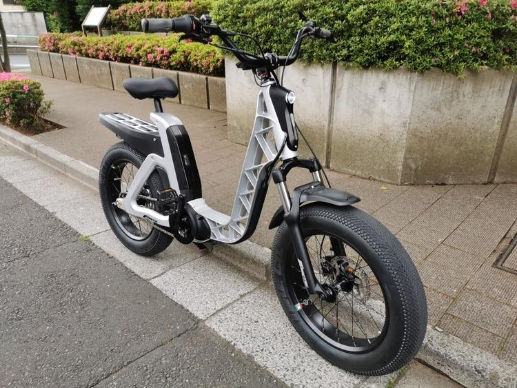 遊び心があるファットスタイルの街乗りEバイク「FANTIC ISSIMO」に試乗【E-Bikeインプレッション】