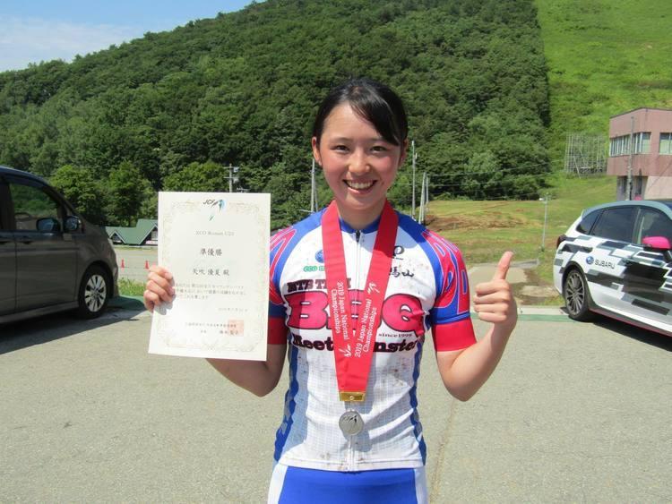 「NESTO」「P&P COMPONENTS」が女子大生マウンテンバイクライダー矢吹優夏選手とサポート契約締結