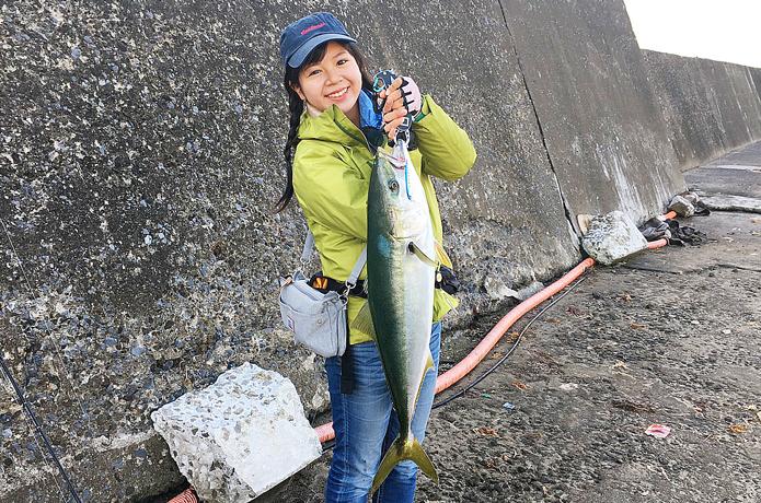 【オカッパリ編】女子でもこんな大物が釣れる!aricoが釣ったビッグフィッシュBEST5