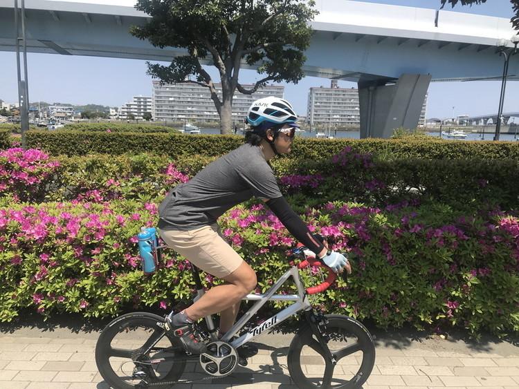 【気軽なサイクリングに最適】ベロトーキョーのBack Pocket Tシャツのレビュー