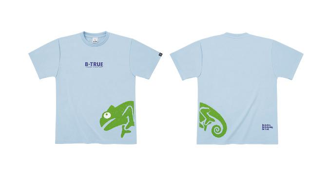 B-TRUEドライTシャツEタイプを着て釣りに行きたい!2020年リリースの着心地快適なメッシュTシャツ