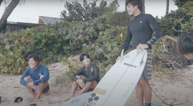 【oceanpeople最新動画】松岡慧斗、大橋海人、小林直海、小嶋海生、大橋茅人によるロッキーセッション