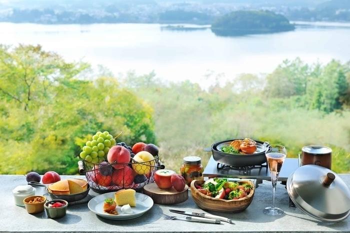 大人気グランピングリゾート「星のや富士」の限定朝食プランが話題沸騰中