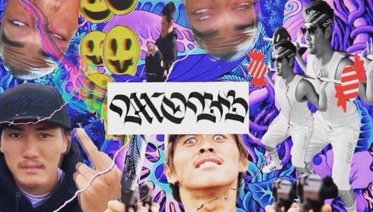 """【緊急事態】村上舜、稲葉玲王、村上蓮による未公開映像を収録した""""mobb""""最新クリップ""""Krishna""""がドロップ!!"""