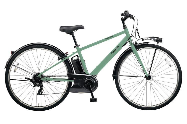 パナソニックの電動アシスト自転車「ベロスター」に限定カラーが登場