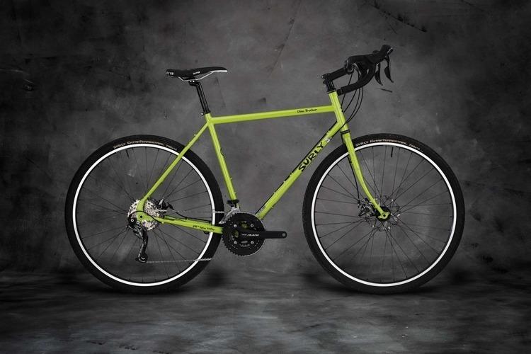 Surlyがツーリング自転車「Disc Trucker」の新型が公開 スルーアクスル仕様に進化