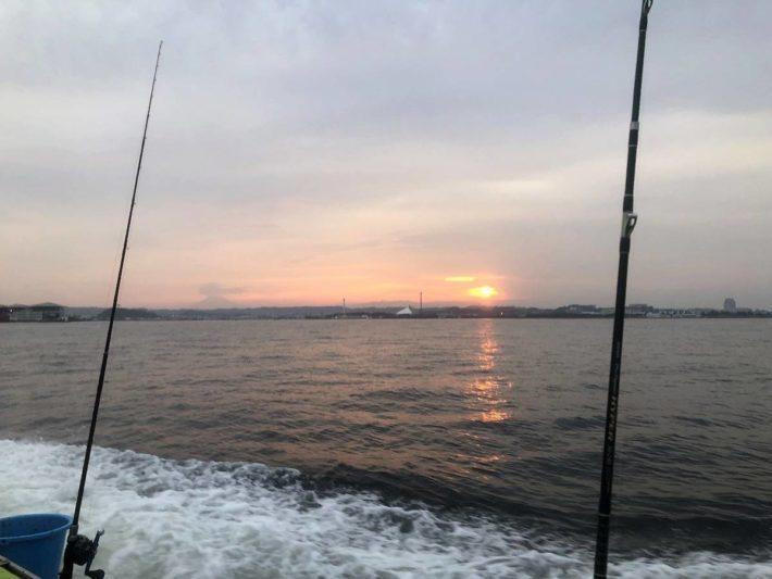 東京湾「夜メバル」釣行@金沢漁港・横内丸