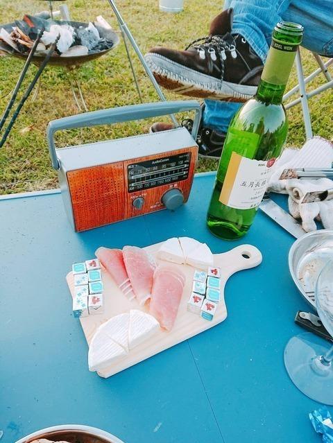 お風呂の後の麦酒キャンプ 9月下旬編 パート1
