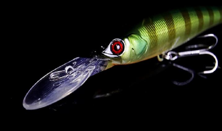 ダウズビドーで釣りたい!ジャッカル人気ロングビルミノーの使い方&インプレ特集