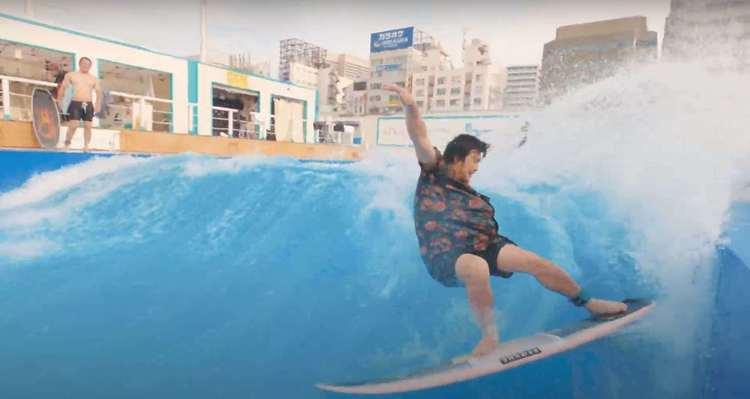 【悲報】大橋海人がムラサキスポーツ解雇!? その代わりに金尾玲生がプロライダー契約となった爆笑激アツcity wave tokyoセッション