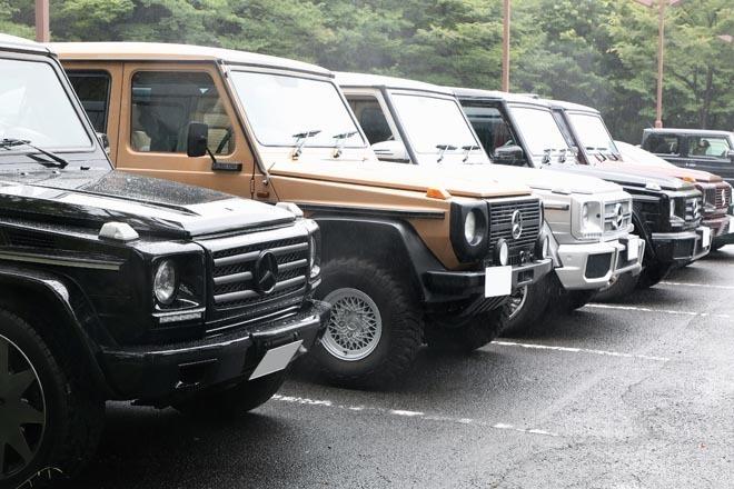 ALL Japan Gelandwagen 定例奇数月オフ会 2019.07.07
