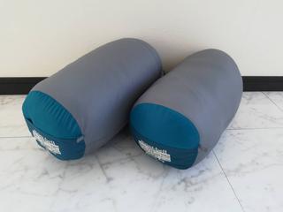 【モンベル・バロウバッグ#3 ロング】シュラフ(寝袋)徹底レビュー!キャンプにおすすめ