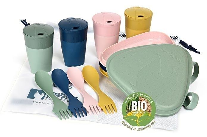 バイオプラスチックへの挑戦!『ライトマイファイヤー』の人気カトラリーが一新