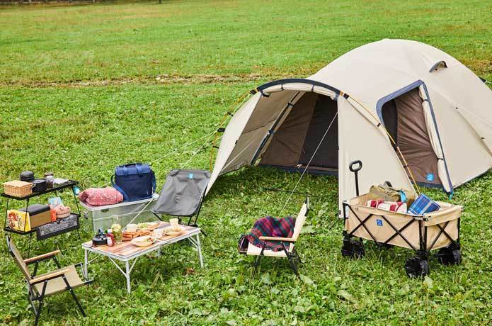 【最大25%ポイント還元セール】今が狙い目!「ホールアース」のテントが超お買い得だ