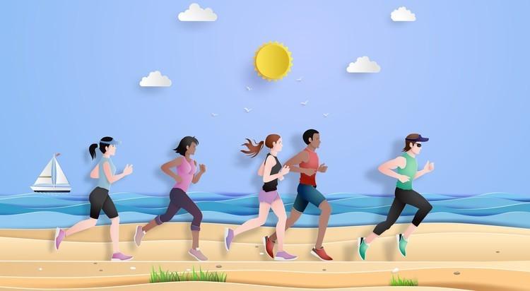 「長距離ランナーは楽天的で立ち直りも早い」傾向、心理学調査で明らかに