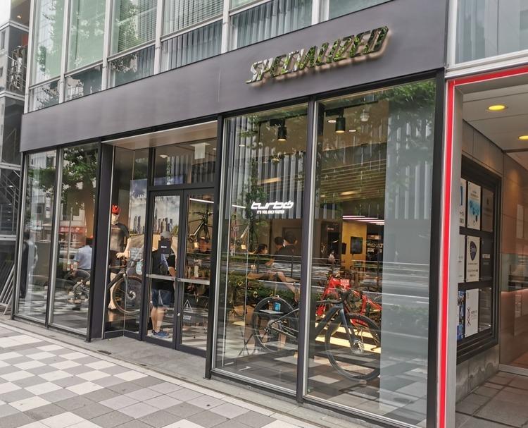 スペシャライズド銀座がE-Bike専門ストアにリニューアルオープン