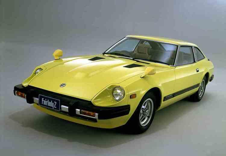 日産デザイン8 - 1980年代に向けて先進スタイルに刷新された乗用車群