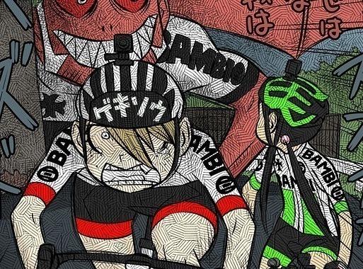 【自転車漫画】恐怖のヒルクライム! みんなでヒルクライムにチャレンジ(後編)「サイクル。」Part45