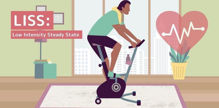 HIITと同じダイエット効果も。低負荷の有酸素運動トレーニング「LISS」とは