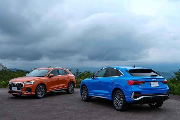新型アウディQ3が8月19日に発売! SUV初となるスポーツバックも設定