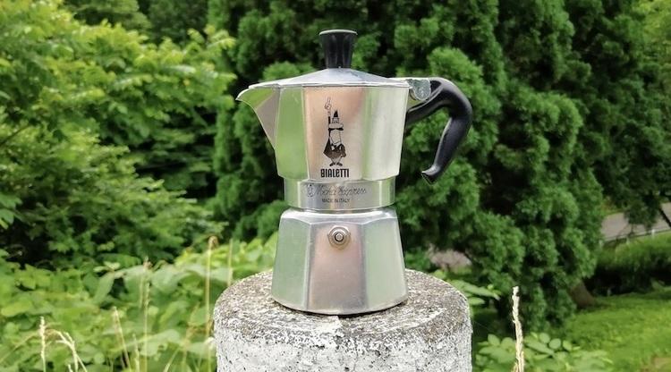 【レビュー】キャンプで本格的なコーヒーが楽しめるモカエキスプレス