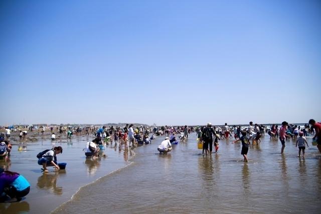 2020!関西の潮干狩り人気スポット12選!意外と知らない穴場で宝探し気分を満喫!