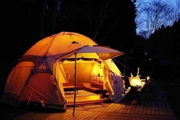 ファミリーで夏キャンプを楽しもう!関東の高規格キャンプ場7選!