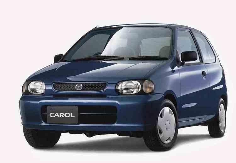 キャロル - アルトのOEM車へと切り替わったカジュアルKカー
