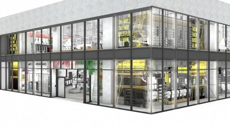 アディダス ブランドセンター RAYARD MIYASHITA PARK(レイヤード ミヤシタ パーク) 2020年7月28日 (火) オープン