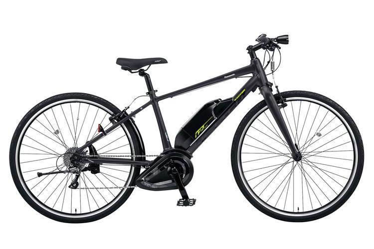 クロスバイクタイプの電動アシスト自転車「パナソニック ジェッター」がモデルチェンジ E-Bike風デザインに進化