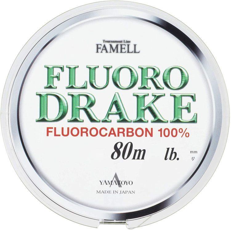 フロロカーボンラインのおすすめ25選。水中での感度が高く操作性良好