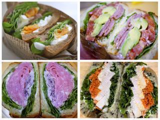 【サンドイッチレシピ4選】インスタで大人気!「#萌え断」なボリュームサンドを作ろう
