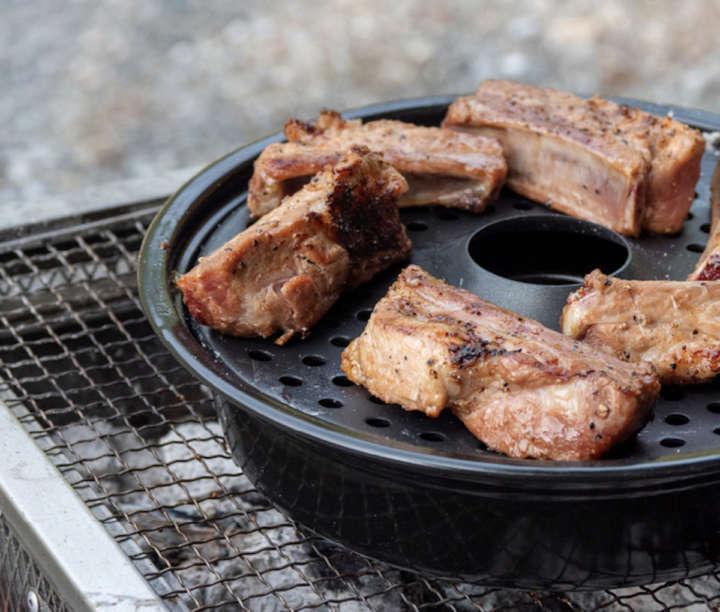 焼く・煮る・蒸すができたらアウトドア料理の幅が広がる!