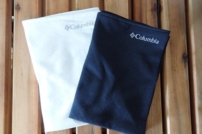 【NEWS】冷却素材×吸湿速乾の「オムニフリーズゼロ」搭載!Columbiaからネックガード登場