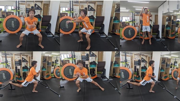 下半身を鍛える筋トレ「自重スクワット」を種類別に解説。正しいフォームと効果的なやり方