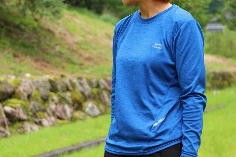 ワークマンで見つけた冷感素材の長袖シャツが、夏のアクティビティに大活躍してくれる1着だったよ|マイ定番スタイル