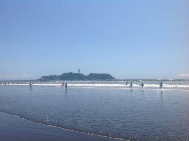【サーフィン体験記】初めてのサーフィンスクール!女性3人でいざ湘南へ