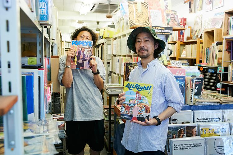 様々なカルチャーが交差する神保町で、こだわりの名店を巡る。【甲斐さんぽ 〜東京名店巡り〜】