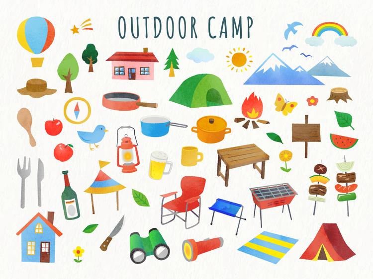 アウトドアのロープワーク講座!キャンプで必ず使える結び方をわかりやすく解説!
