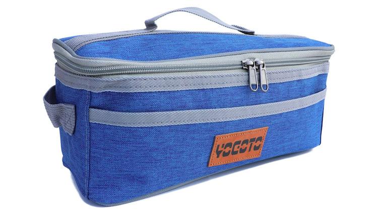 工具や調理器具を持ち運びしやすいポーチ型ツールボックスは、キャンプやBBQで重宝しそう
