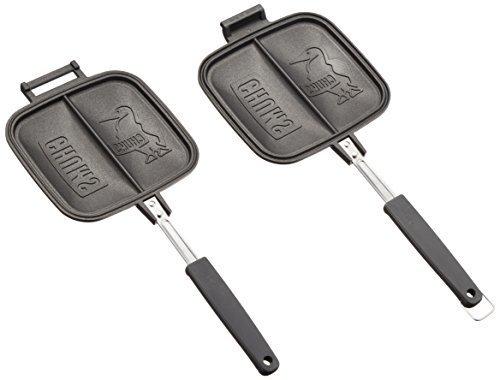 CHUMS(チャムス)/ダブルホットサンドイッチクッカー