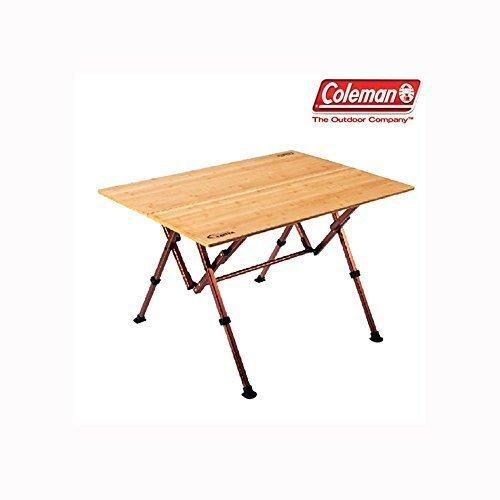 Coleman(コールマン)/コンフォートマスター®バンブーラウンジテーブル(100)