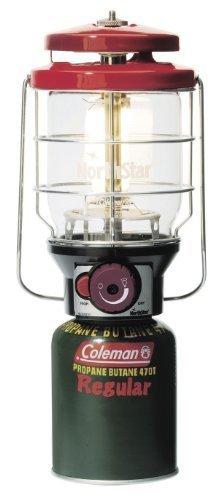 Coleman(コールマン)/2500 ノーススター(R)LPガスランタン (レッド)