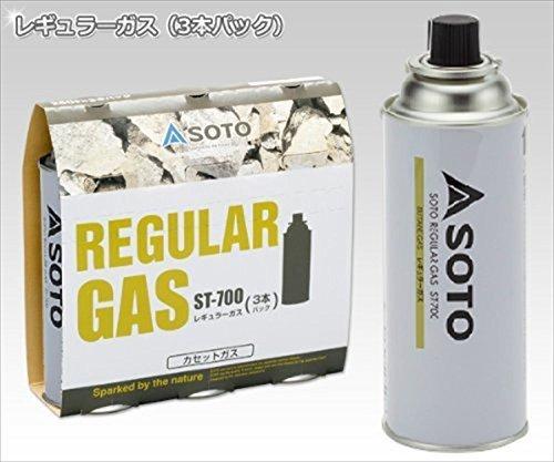 SOTO(ソト)/SOTOレギュラーガス